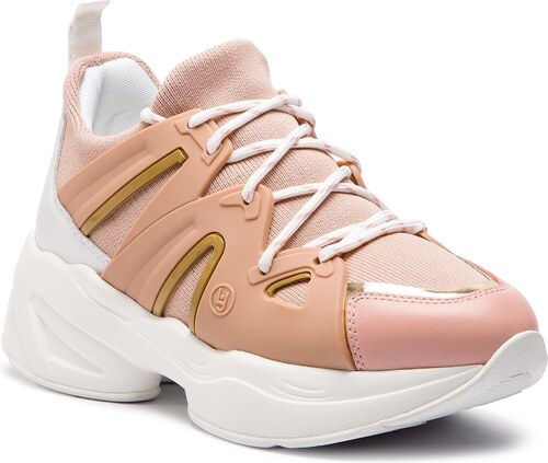 Sneakers LIU JO - Jog 07 B19037 TX038 Peach 31406 - Glami.ro 085e80184f3