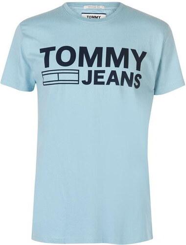 Pánské tričko Tommy Hilfiger - Glami.cz 8e8bbad07eb
