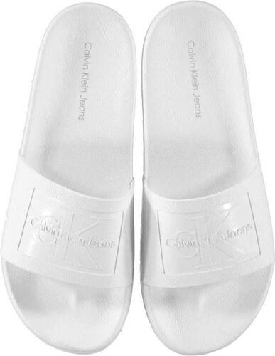 e5a3130023f Pánské pantofle Calvin Klein - Glami.cz