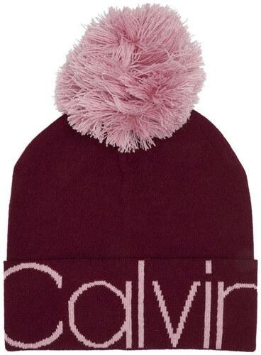 Unisex zimní čepice Calvin Klein - Glami.cz 969a5148c3