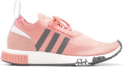 Adidas NMD Racer Primeknit sneakers - Pink - Glami.cz 3cb08ce8ada