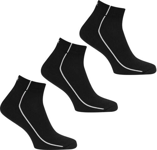 Ponožky MICHAEL Michael Kors 3 Pack Striped Mens Socks - Glami.sk 5d13dbe61e