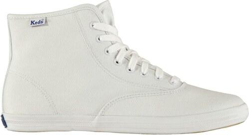 3af1fdb24ee boty Keds High Canvas Shoes dámské White - Glami.cz