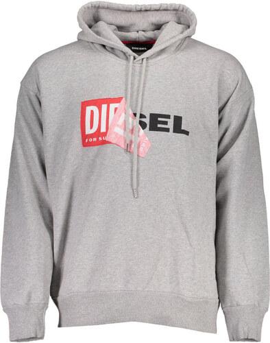 Diesel Mikiny Mikina Muž Diesel - Glami.cz e2b7c16781d