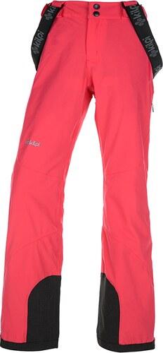 6c764ba71080 Dámske lyžiarske nohavice KILPI EUROPA-W Ružová 19 - Glami.sk