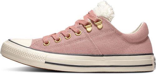 Converse Dámske ružové nízke tenisky Chuck Taylor All Star Madison ... 9817f9f3fb1