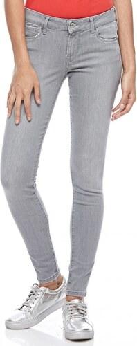 Pepe Jeans dámské šedé džíny Lola - Glami.cz 5da8c72935
