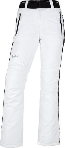 46b5b0ad006e Dámske módne lyžiarske nohavice KILPI MURPHY-W Biela 19 - Glami.sk