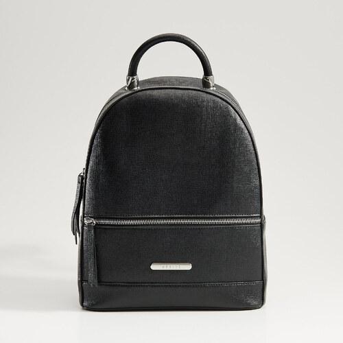 da0e36155eb Mohito - Elegantný ruksak s rúčkou - Čierna - Glami.sk