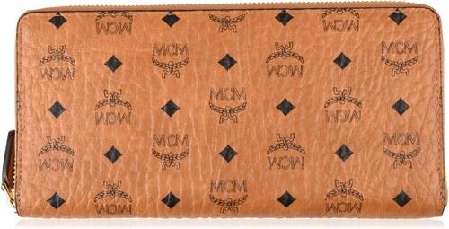 Peňaženka MCM Visetos Zip Around Wallet - Glami.sk 6124f64ed48