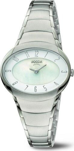 42c4709905a Dámske hodinky Boccia Titanium 3255-03 - Glami.sk