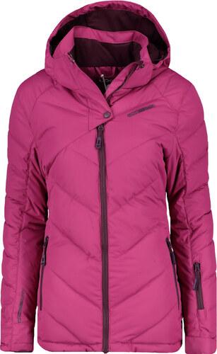 b118cb2146 Bunda lyžařská dámská LOAP ODETTE pink - Glami.sk