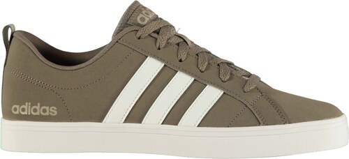 15138d062 adidas Pace VS Nubuck Mens Trainers Brown White - Glami.cz