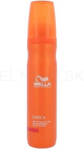 Wella Enrich 150 ml hydratačný balzam proti krepovateniu vlasov pre ženy 3181b7651e9
