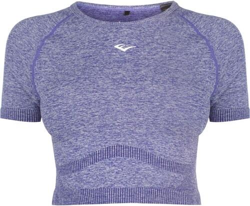 4f865e40a4c8 Everlast Triko Nike Pro Hyper Cool Top dámské Blue Marl - Glami.cz