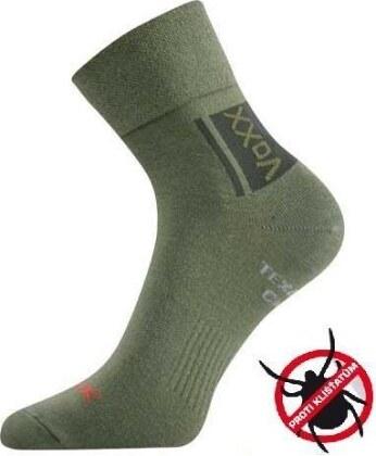 Ponožky VoXX Optifan proti klíšťatům zelené - Glami.cz 9b84383202