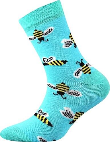 Detské ponožky Boma s včielkami - Glami.sk e266aab8e2