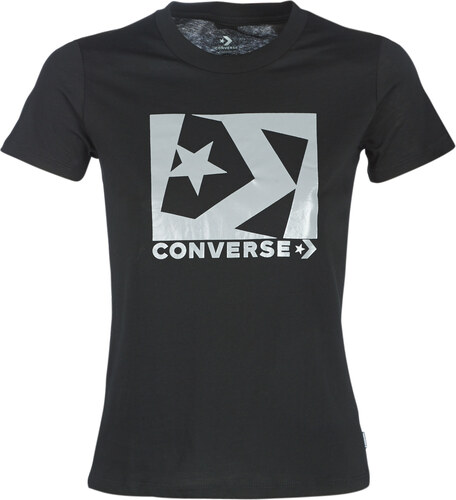 88a23b2c8f3 -5% Nové Converse Trička s krátkým rukávem BOX STAR CHEVRON TEE Converse