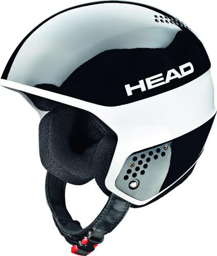 Head Lyžařská helma Head STIVOT Black white 18 19 - Glami.cz 4fc9c660f04