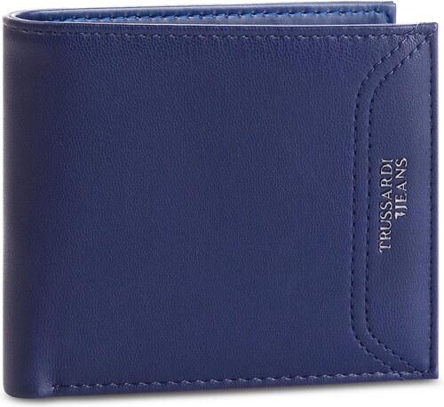 5990f94f5d Veľká Peňaženka Pánska TRUSSARDI JEANS - Business Affair Wallet Coin  71W00050 U615