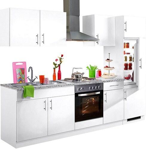 Küchenzeile »Kiel«, Breite 270 cm
