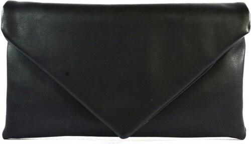 9ea286bc69 JOHN-C Dámska listová čierna kabelka LETTY - Glami.sk