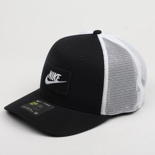 03b0b3491b8 Nike Classic99 Cap Trucker černá   bílá - Glami.cz
