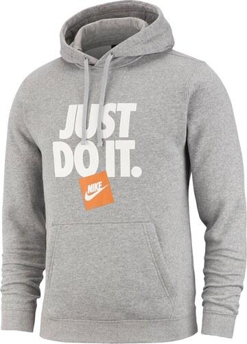 Mikina Nike Just Do It OTH Hoody Mens - Glami.cz 566ec627472