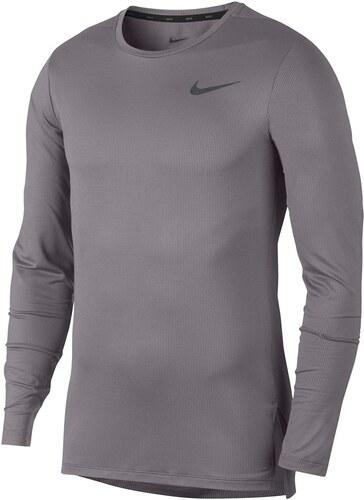 2d365fbc3b08 -18% Tričko s dlouhým rukávem Nike Dry Long Sleeve Slim T Shirt Mens