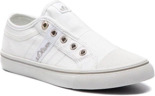 b9e079a194 Tornacipő S.OLIVER - 5-24635-22 White 100 - Glami.hu