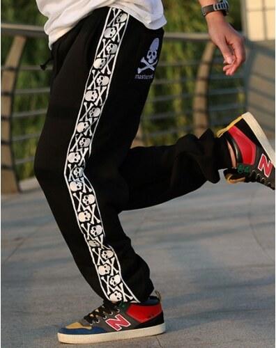 Pánské Hip-Hop kalhoty Mastermind černé - černá