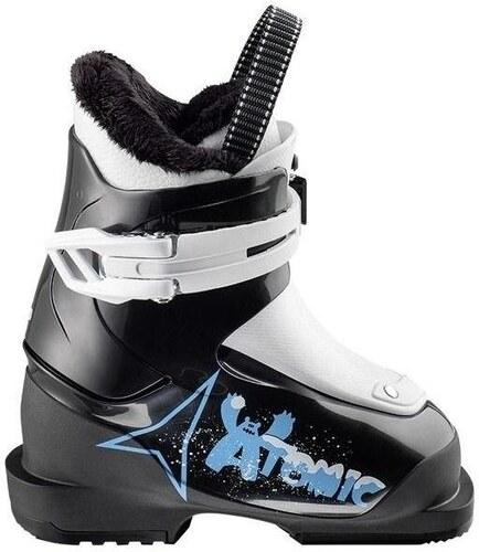 7b728f55b5d -20% Nové Dětské sjezdové boty Atomic Aj 1 Solid Black Solid White -  AE5009180