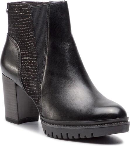 29b6aa8f3b Magasított cipő TAMARIS - 1-25220-31 Black 001 - Glami.hu