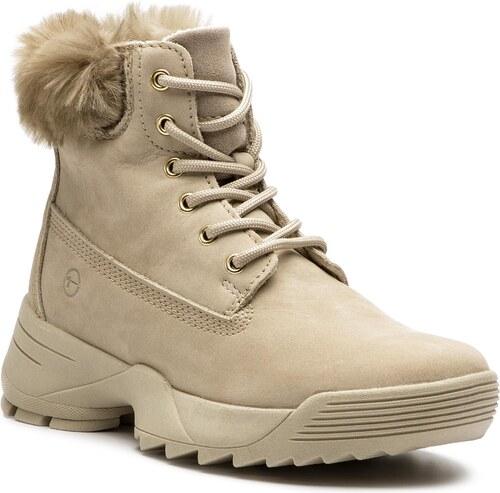 b3272cfa50 Outdoorová obuv TAMARIS - 1-25711-31 Beige 400 - Glami.sk