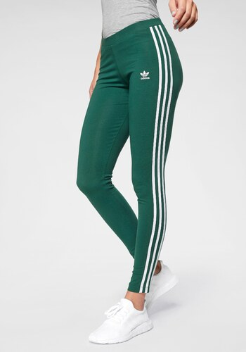 f3384c33bda adidas Originals Legíny »3STR TIGHT« jedľová zelená - Glami.sk