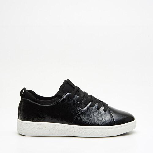 58ec2eec2f13 Cropp - Tenisky typu sneakers - Čierna - Glami.sk