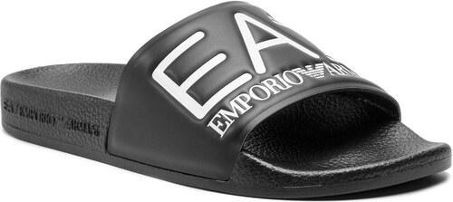 Papucs EA7 EMPORIO ARMANI - XCP001 XCC22 00002 Black - Glami.hu e84c7af67c