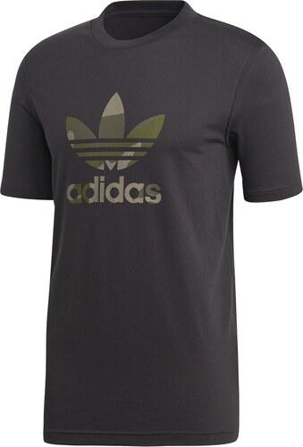 adidas Originals Trefoil Camouflage Tričko - Glami.sk 4337ef533da