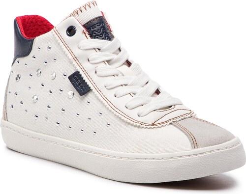 Sneakersy GEOX - J Kilwi G. B J92D5B 01322 C1000 S White - Glami.cz 8ae6e69d6b