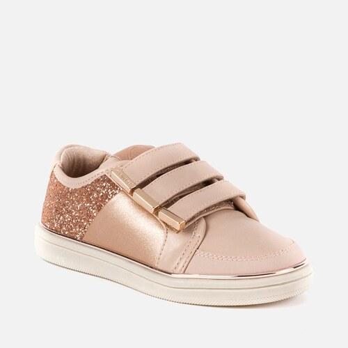 0f28a6f0c Dievčenská obuv MAYORAL 44867+46867-028 natural - Glami.sk