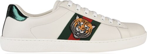 Tenisky Gucci Ace Tiger Web Trainers - Glami.cz 562deae94ed