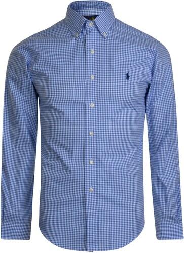 66f3db5c1db4 Spoločenská košeľa Polo Ralph Lauren Gingham Poplin Slim Fit Shirt ...