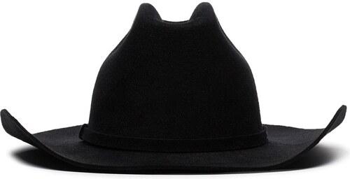 811af2c2e1d Calvin Klein 205W39nyc Felt cowboy hat - Black - Glami.cz