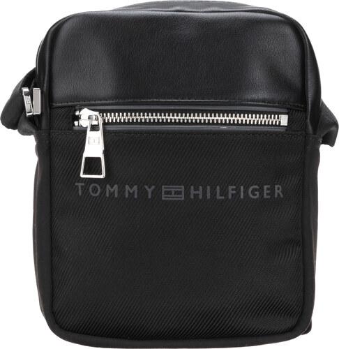 Férfi Tommy Hilfiger Urban Novelty Mini Crossbody táska Fekete ... 9270e608fd