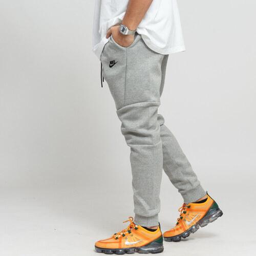 f82ca439ce4 Nike M NSW Tech Fleece Jogger melange šedé - Glami.cz