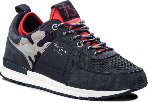 Sneakersy PEPE JEANS - Tinker Pro-70 PMS30488 Navy 595 - Glami.sk d3bf9c0abd