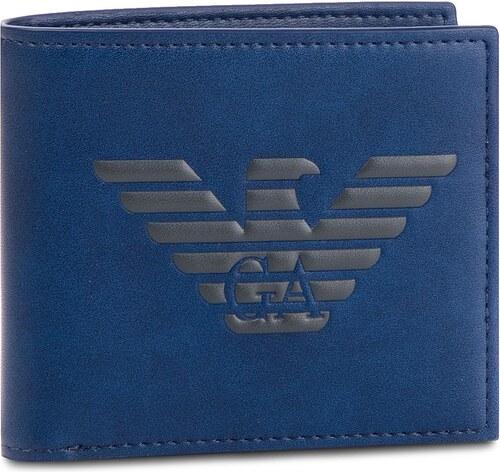 ac49b6db57 Veľká Peňaženka Pánska EMPORIO ARMANI - Y4R167 YG90J 83197 Electric Blue G.