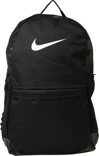 640d7f1d09 NIKE Sportovní batoh  Nike Brasilia Backpack  černá   bílá - Glami.cz