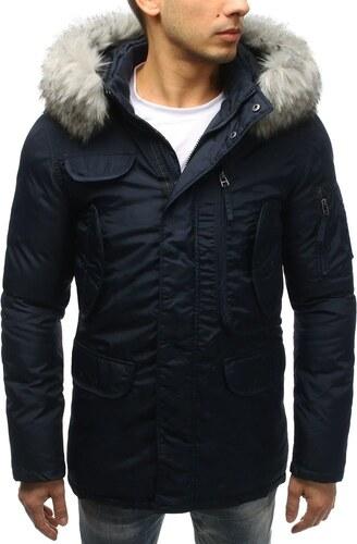 7b7402eed0 Buďchlap Zimná granátová bunda s kapucňou - Glami.sk