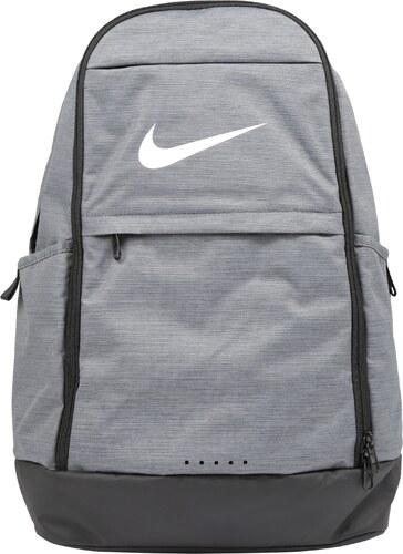 5280acdf91 NIKE Sportovní batoh  Nike Brasilia  šedá - Glami.cz